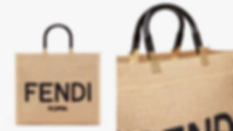 Fendi Sunshine Shopper(中/大),售價NT$86,900/92,000