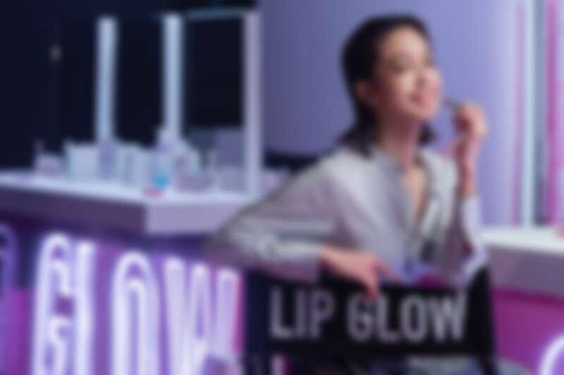 陳庭妮出席迪奧癮誘粉漾潤唇膏媒體預覽會暨粉耀眼派對樂園