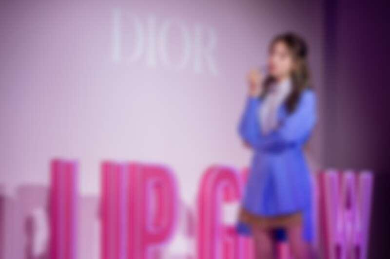 R&B 小天后吳卓源Julia出席迪奧癮誘粉漾潤唇膏媒體預覽會暨粉耀眼派對樂園