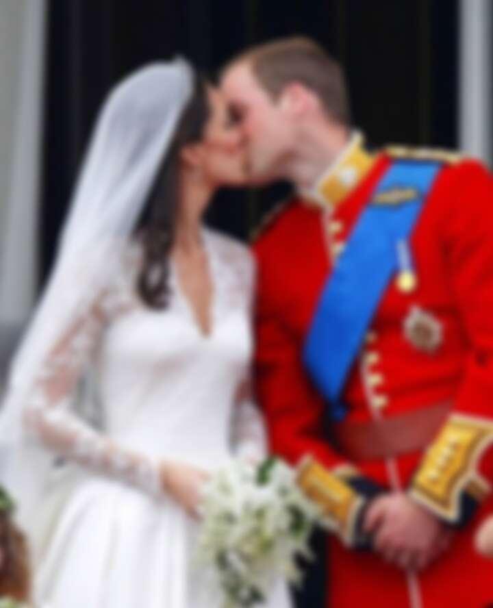 英國凱特王妃的婚禮花束就是鈴蘭。
