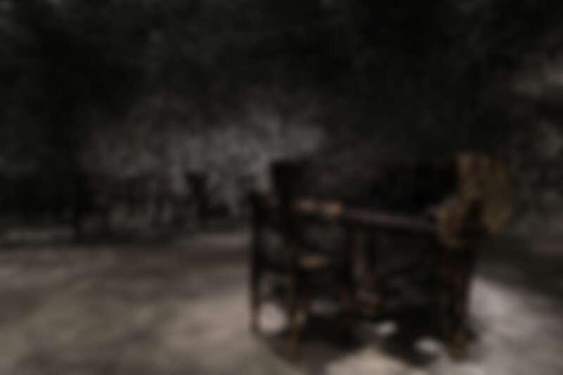 塩田千春,《靜默中》,2002/2021