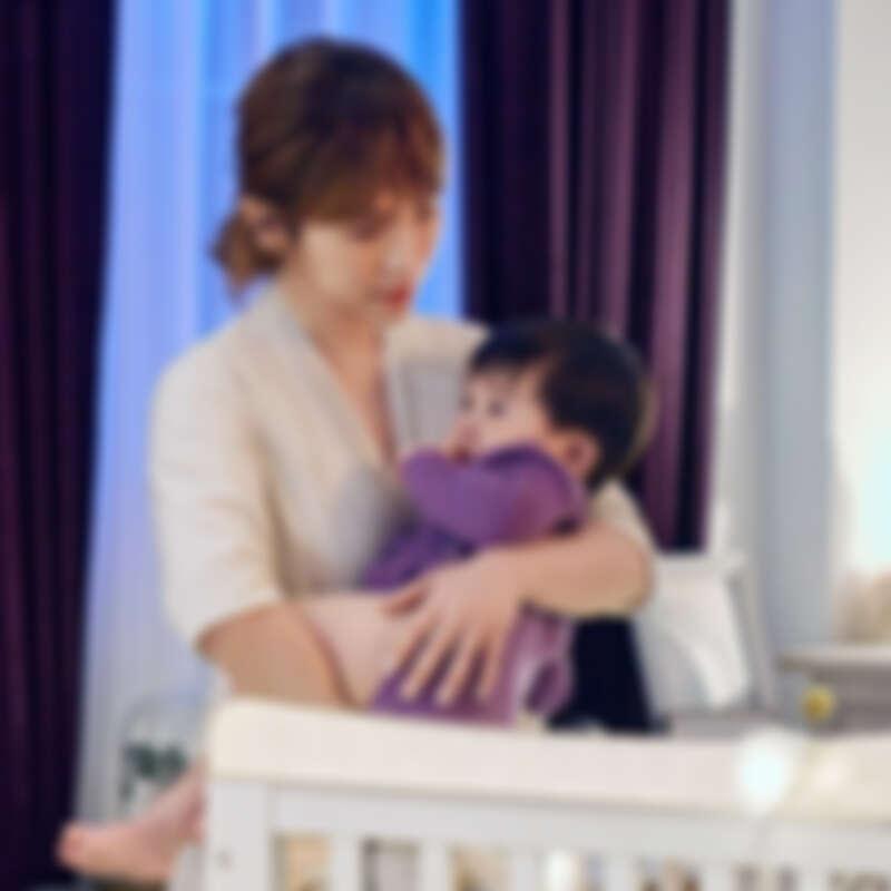 寶寶與媽媽一起好眠的秘密,就在:延續母乳保護力!