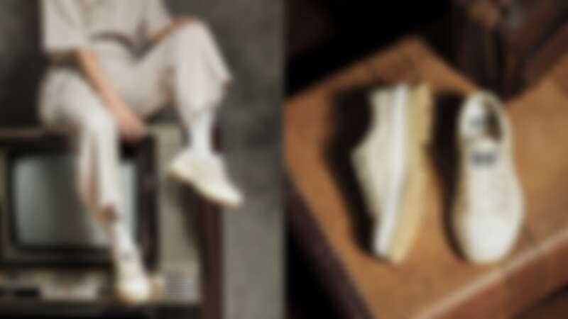 Pallashock巧克力鞋半糖拿鐵色,NT2,480