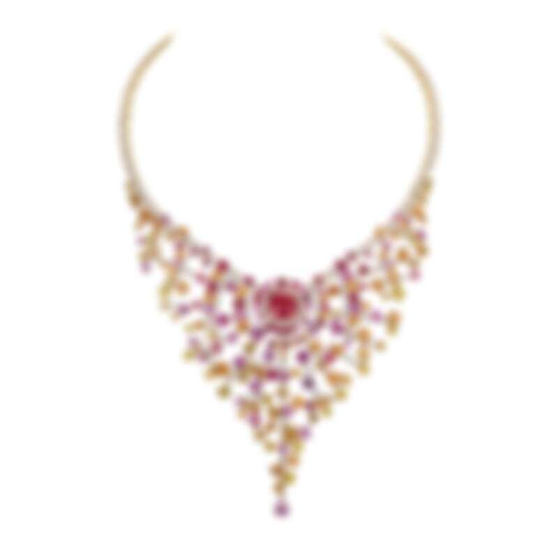 Chanel N°5頂級珠寶Blushing Sillage 項鍊