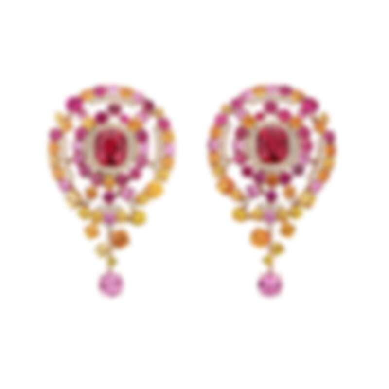 Chanel N°5頂級珠寶 Blushing Sillage 耳環