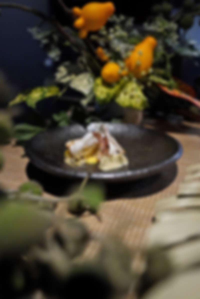 小茴香×透抽×柑橘