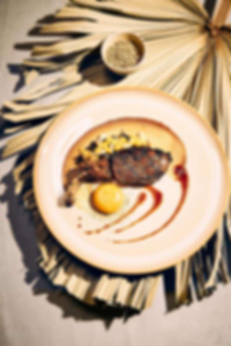 香菜籽×伊比利豬×芒果