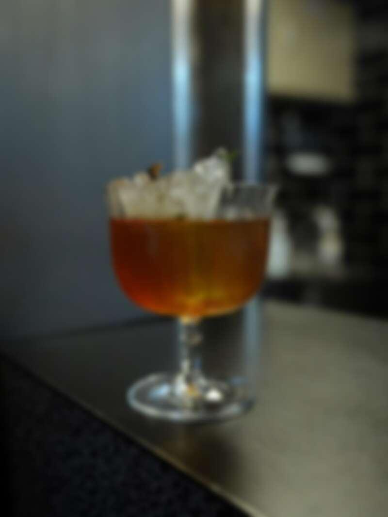 也可搭配 The Botanist 酒吧的香料調酒。