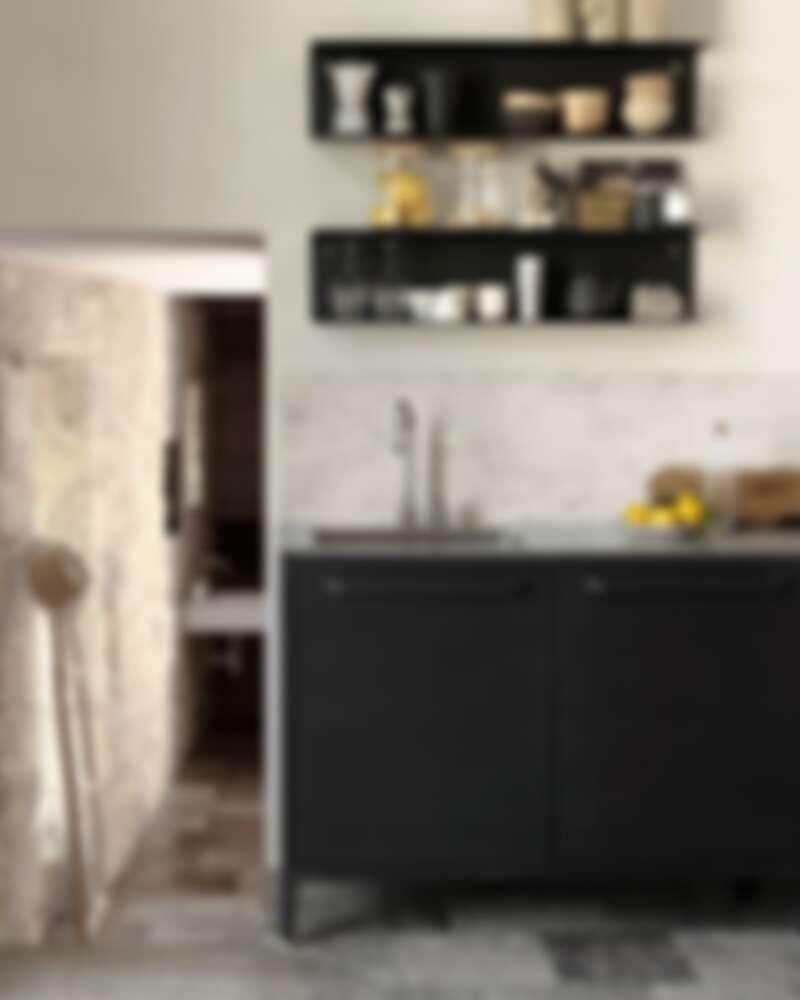 廚具融入於各種風格的家。