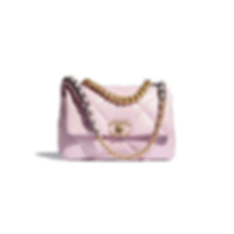 Chanel Chanel 19口蓋包,NT164,100