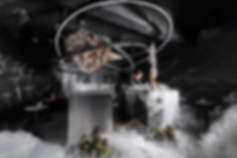 Room by Le Kief 是全新概念調飲廚房實驗室,餐點與調酒皆傳達與眾不同的飲酒印象。