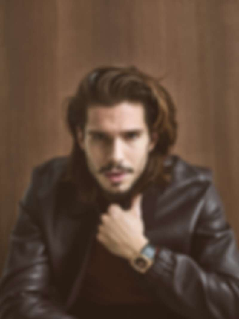 法國演員François Civil加入寶格麗家族