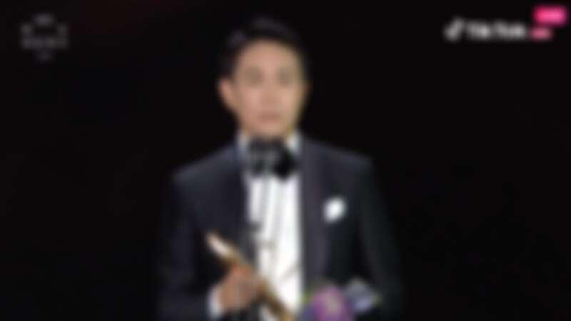 最優秀男配角演員獎: tvN《雖然是精神病但沒關係》吳政世