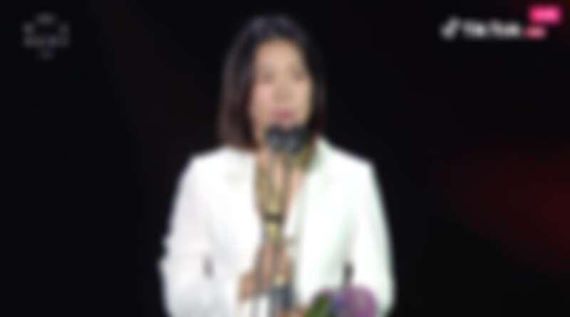最優秀女配角演員獎: OCN《驅魔麵館》廉蕙蘭