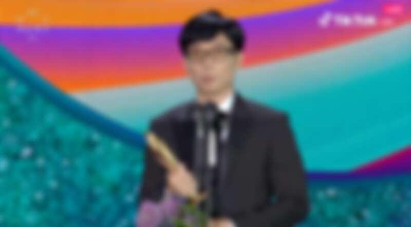 電視部門 大賞 劉在錫