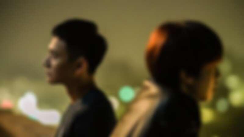 ▲劉冠廷在劇中暖心陪伴陳庭妮。(圖 / 公共電視、myVideo提供)