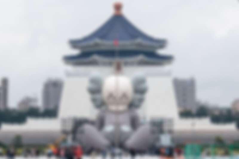 《KAWS:HOLIDAY》台北站,當年吸引不少粉絲前往朝聖。