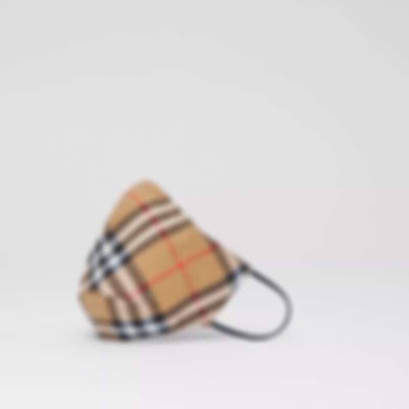 Burberry棉質口罩,NT 4,200