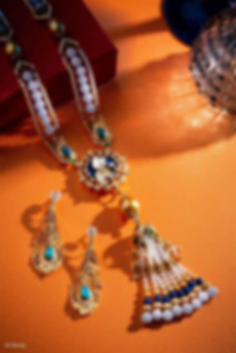 茉莉公主項鍊 參考售價: 12,000,000 日幣