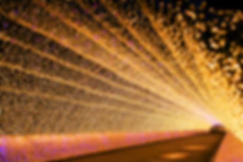 「日本最大燈海」名花之里燈海
