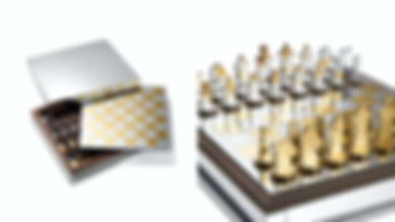 Tiffany & Co. 西洋棋組,售價75,000美元