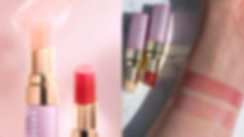 Bobbi Brown 2021限量神仙光影系列晶鑽桂賦潤色護唇膏刷色(IG@bbpro_jp_saki)