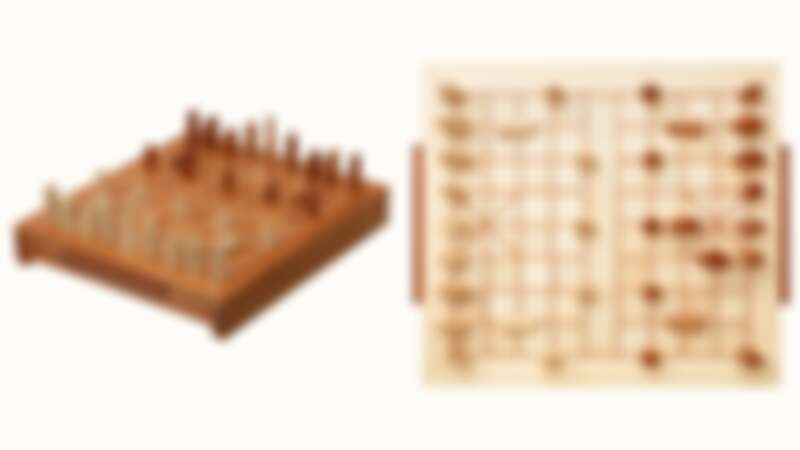 Hermés象棋組,售價6,900美元