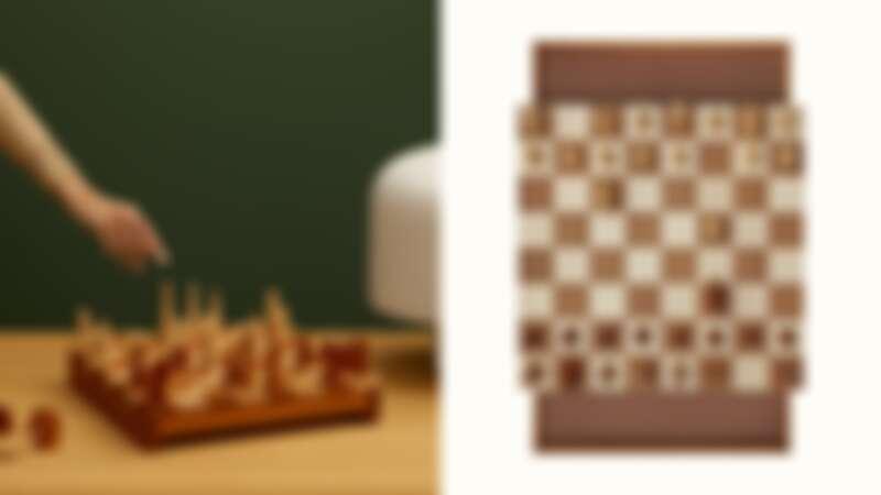 Hermés西洋棋組,售價5,400美元
