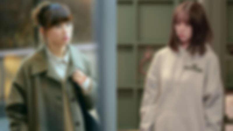 左: Jtbc Law school 柳惠英 右: 我的室友是九尾狐 惠利