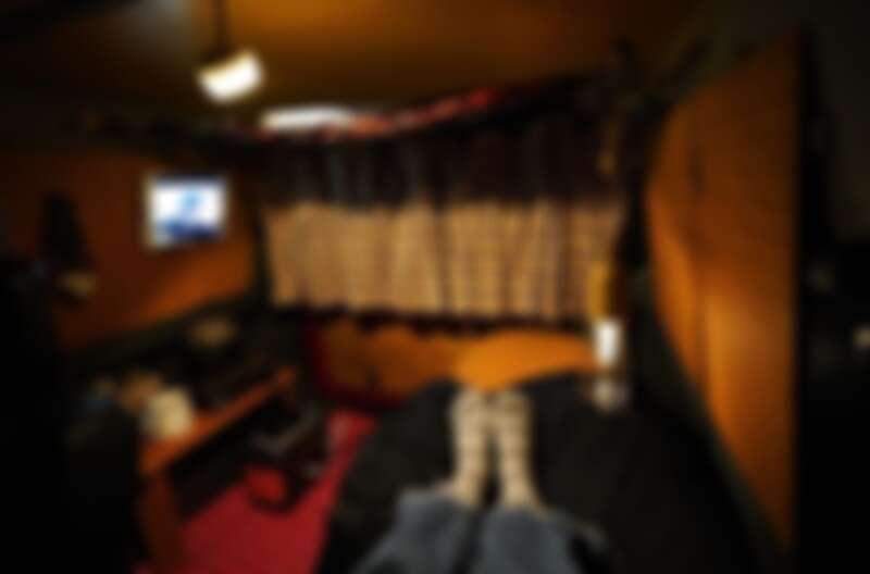 自製窗簾可以剩下預算以及選擇自己喜歡的款式。(Photo by @nao___chu)