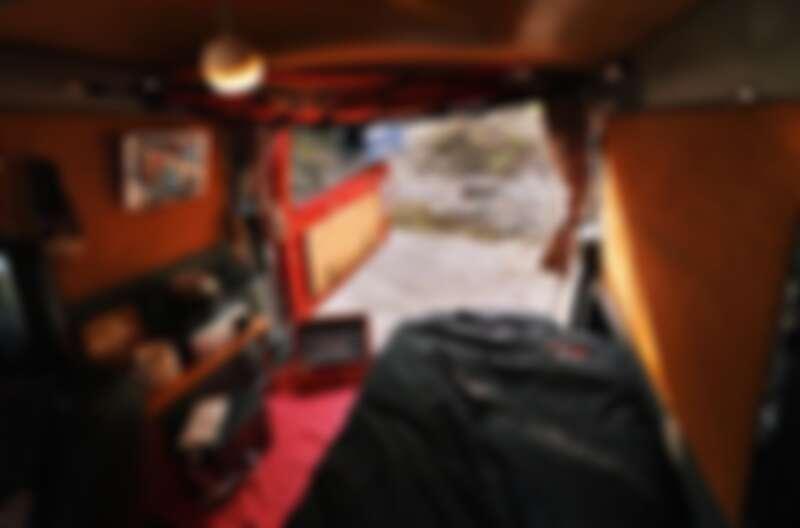 覺得車露模式最重要的就是睡覺空間。(Photo by @nao___chu)