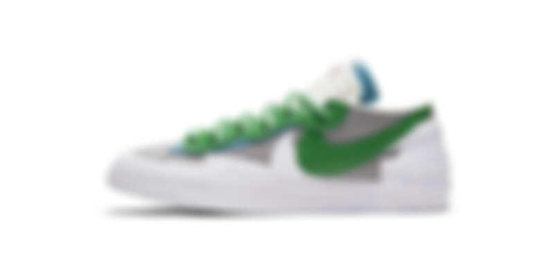 Nike x sacai Blazer 解構鞋身與俐落配色是今年夏季的大勢鞋款
