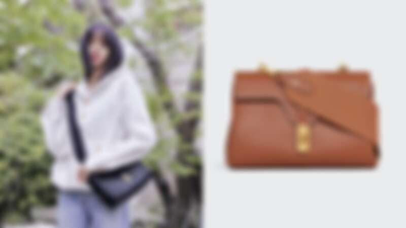 CELINE Teen Soft 16小牛皮肩背包,NT84,000