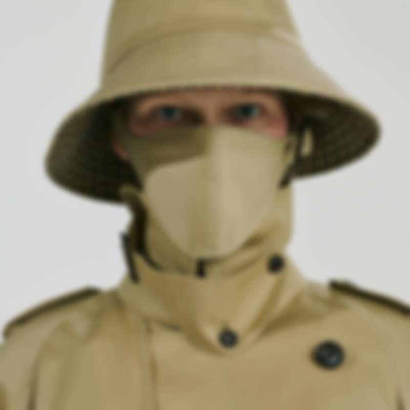 beautiful people口罩防護漁夫帽,NT8,850