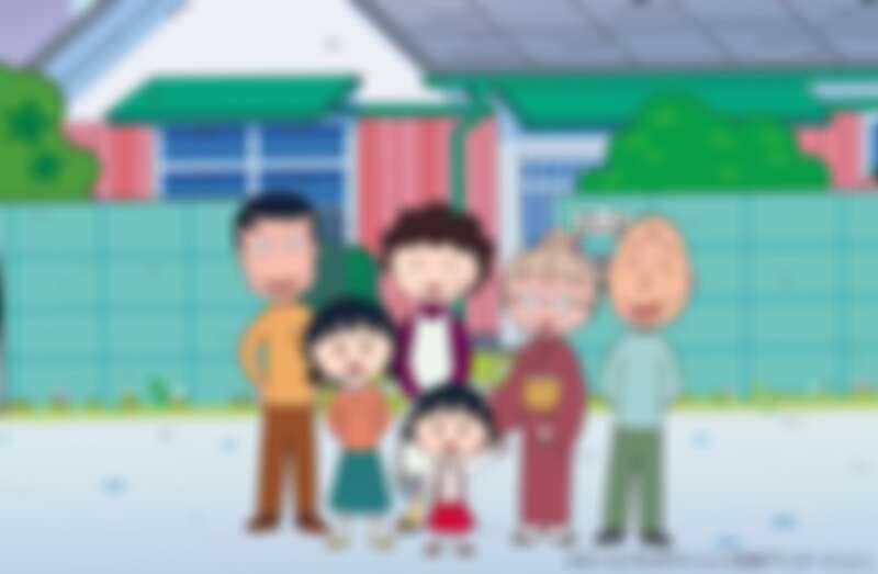 《櫻桃小丸子》的故事背景就在靜岡縣。