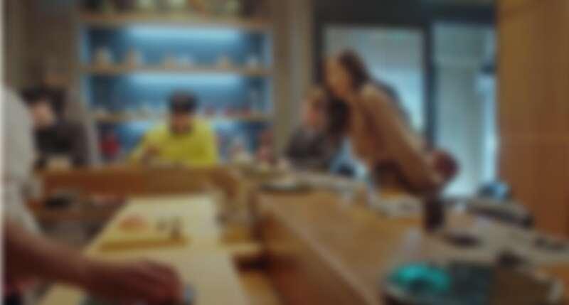 《我的上流世界》劇中李寶英同款是Chloé Daria咖啡色小型肩背提包,NT$60,200。