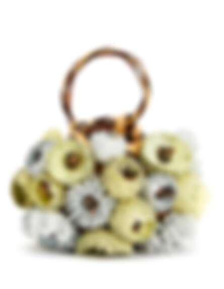 Loewe小牛皮和竹子編織花瓶,$41,000。