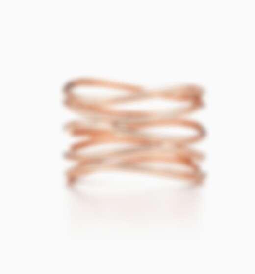 Tiffany & Co. Elsa Peretti Wave系列手環
