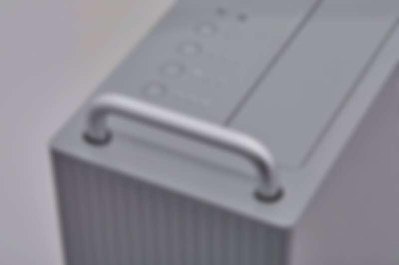 把手的設計讓倒水的動作更容易操作了。