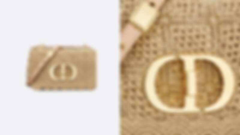 Dior Caro手袋,售價NT$160,000