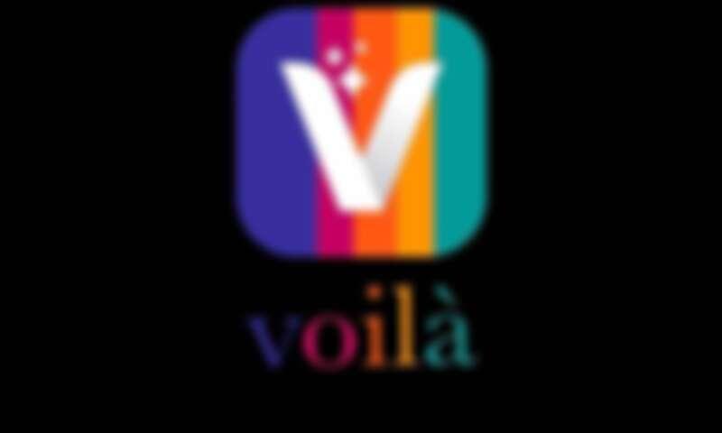 「Voila AI Artist」變臉神器