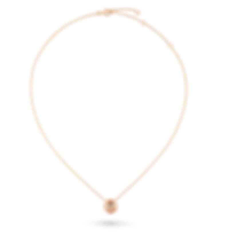 Chanel Extrait de Camélia項鍊,18K玫瑰金鑲嵌鑽石,NT$ 87,000