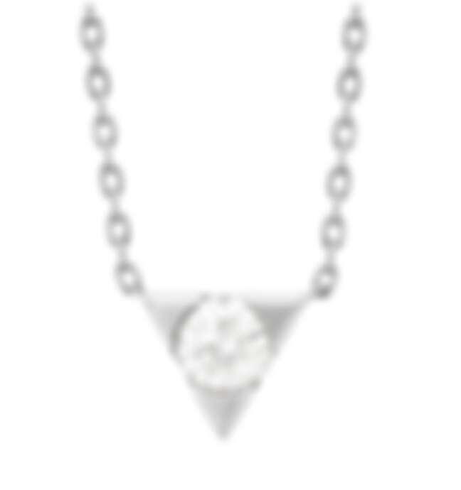 Hearts On Fire Triplicty三角形18K白金鑽石項鏈,約0.1克拉,約NT$32,000起