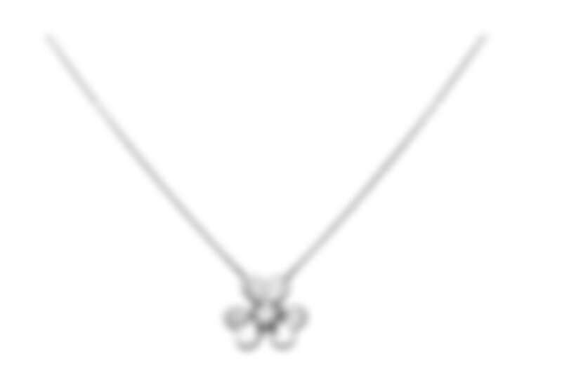 Van Cleef & Arpels Frivole系列吊墜項鍊,迷你款式,NT$57,500