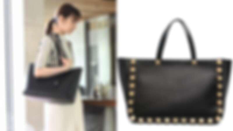 Valentino Rock Studs Handbag