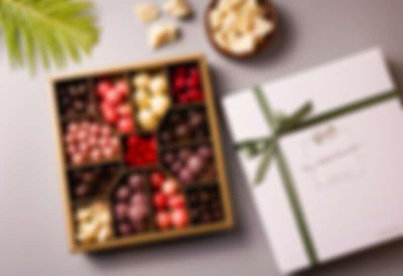 Ruta露特巧克力百寶禮盒