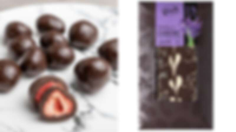 Ruta露特草莓黑巧克力、Ruta露特70%薰衣草黑巧克力