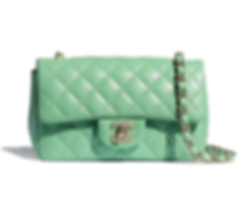 Chanel 11.12包,約NT122,000