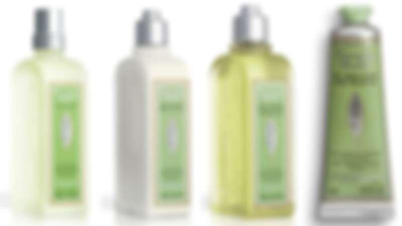 L'OCCITANE歐舒丹2021薄荷馬鞭草系列淡香水、身體乳、去角質沐浴膠、護手乳