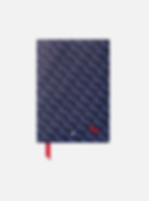 萬寶龍 X Maison Kitsuné #146 筆記本 - 小型,藍色,線條 TWD 2.700,00